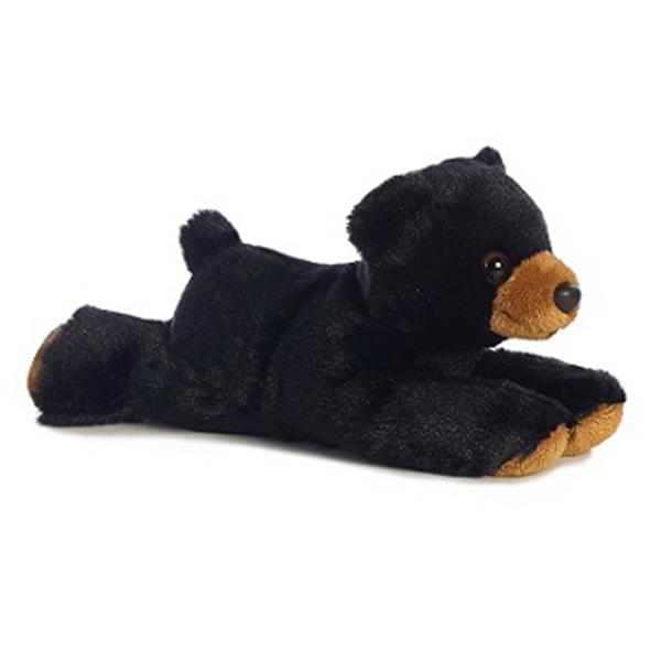 "8"" Black Bear"
