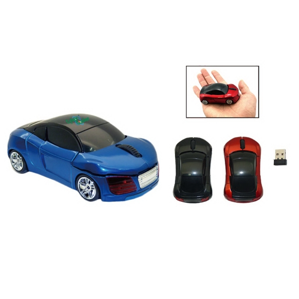 800DPI 2.4 GHZ Wireless Optical Mouse/Mice