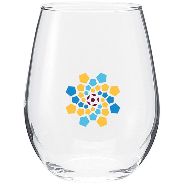 12 oz. Vina Stemless Wine Taster