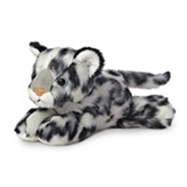 "8"" Snow Leopard"