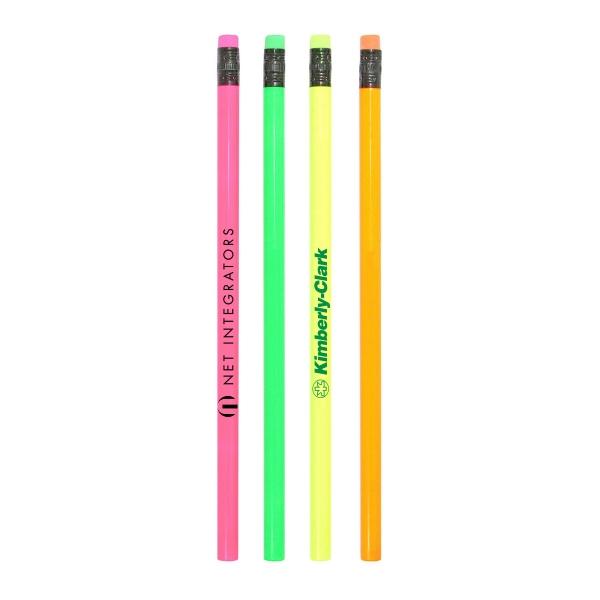 Strategy Neon Pencil