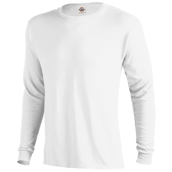 Delta Pro Weight (TM) Unisex Adult Long Sleeve Tee 5.2 Oz.