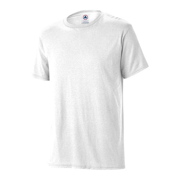 Delta (R) 30/1's Soft Spun Adult Fitted Tee 4.3 Oz.