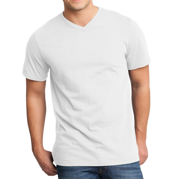District (R) - Young Men's Very Important Tee (R) V-Neck