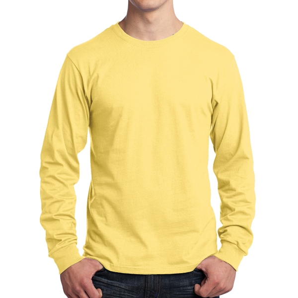Port & Company (R) - Long Sleeve Cotton T-Shirt