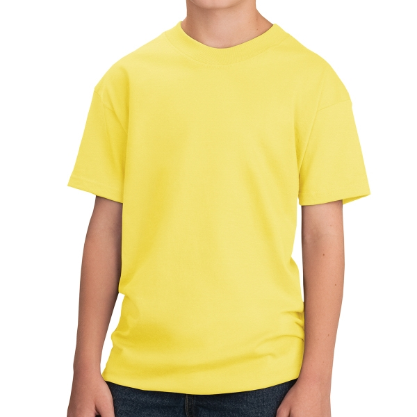 Port & Company (R) - Youth Cotton T-Shirt
