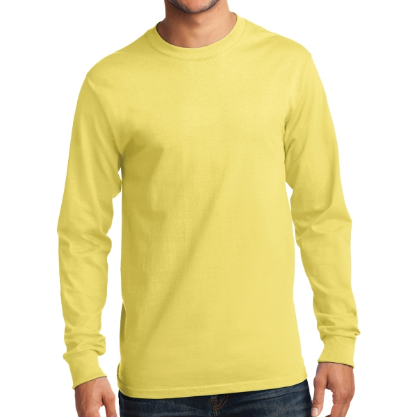 Port & Company (R) - Long Sleeve Essential T-Shirt