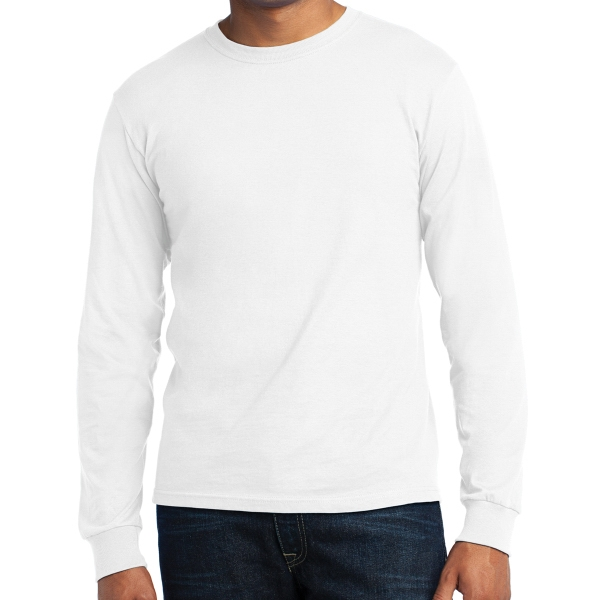 Port & Company (R) - Long Sleeve All-American Tee
