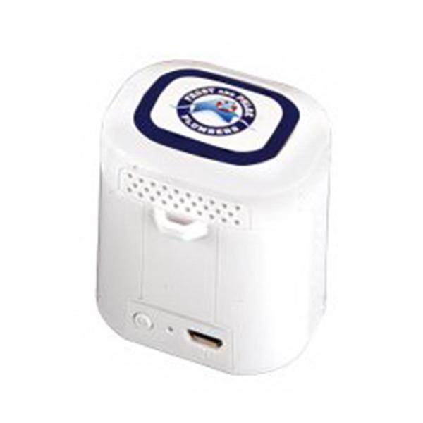 Light Ring Bluetooth® Speaker - Blue