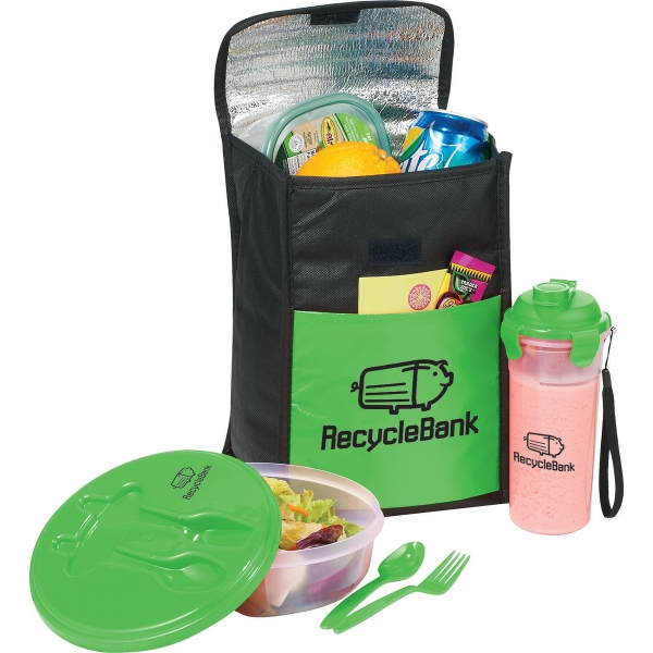 The Stay Fit Cooler Gift Set