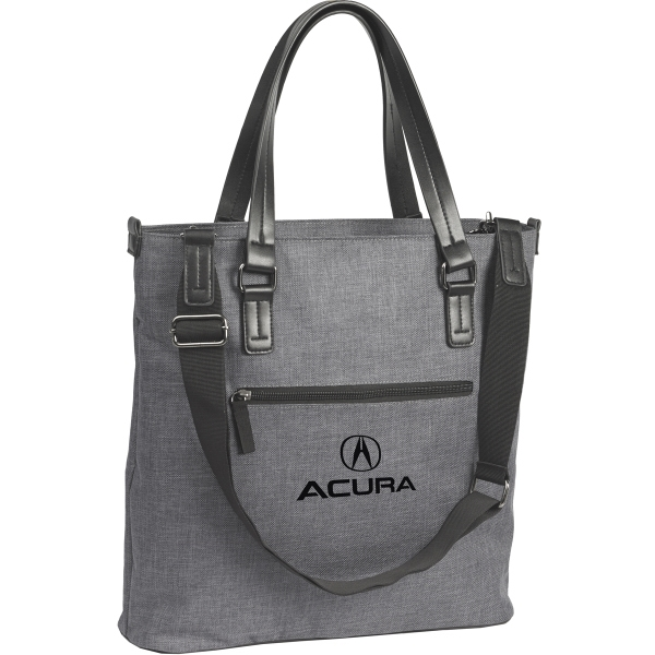 Murry Hill Tote - Gray Heather