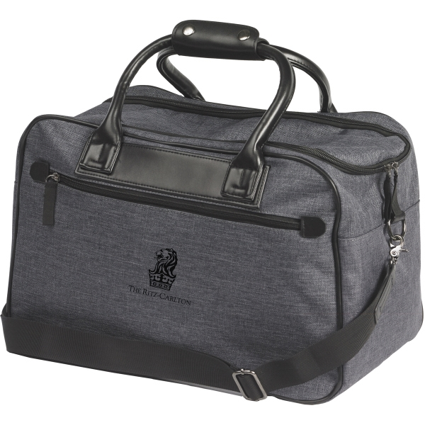 The Bowery Duffel - Gray Heather