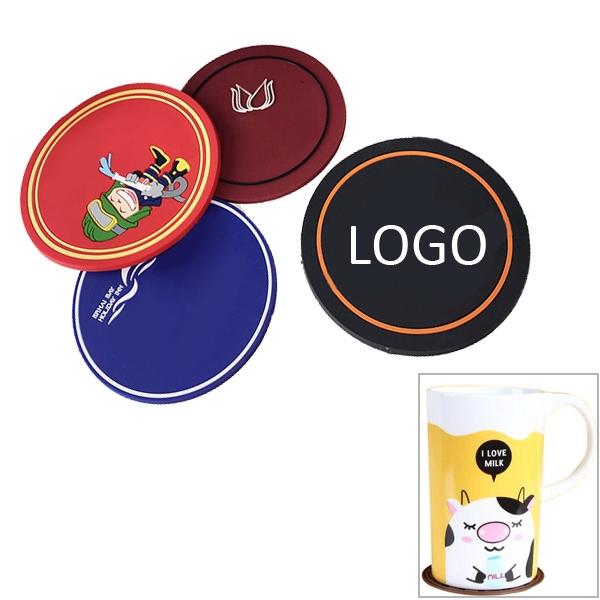 OEM Soft PVC Coaster
