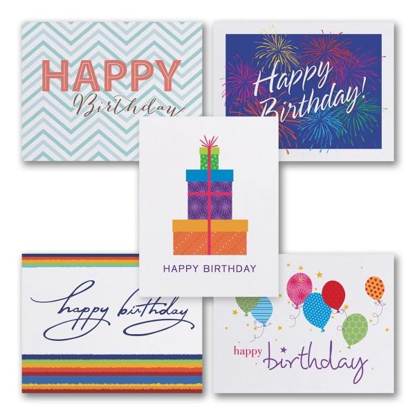 Economy Birthday Card Assortment