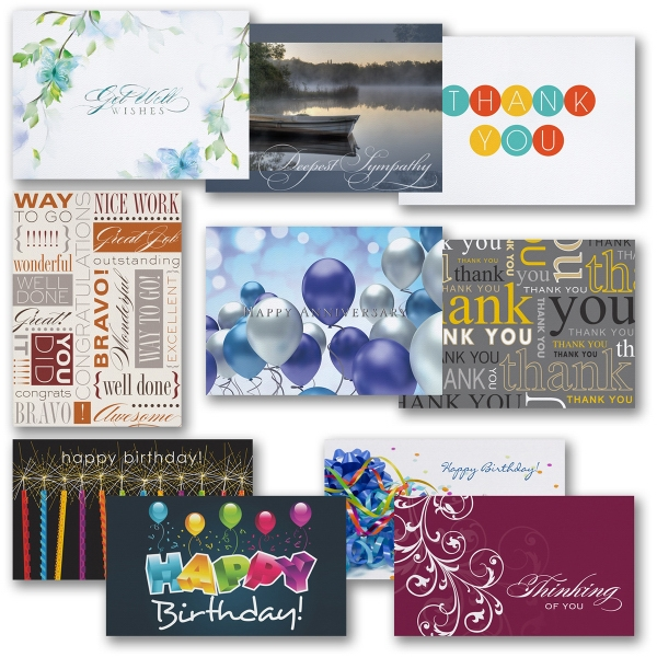 Occasions Card Assortment