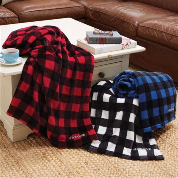 Cabin Throw Blanket