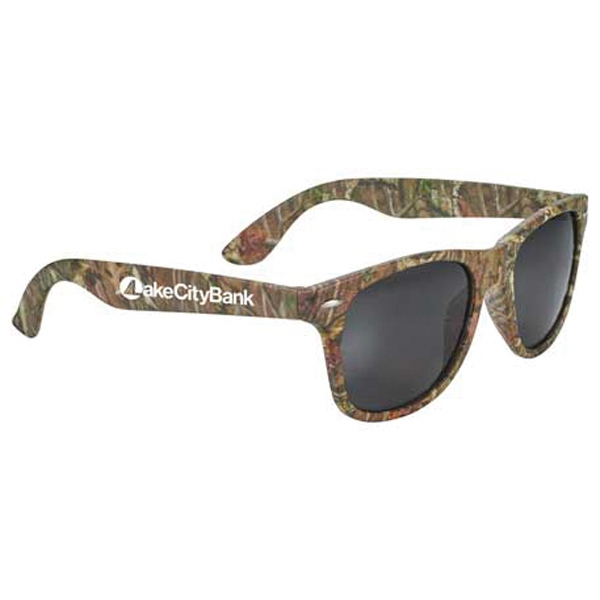 The Sun Ray Sunglasses - Camouflage