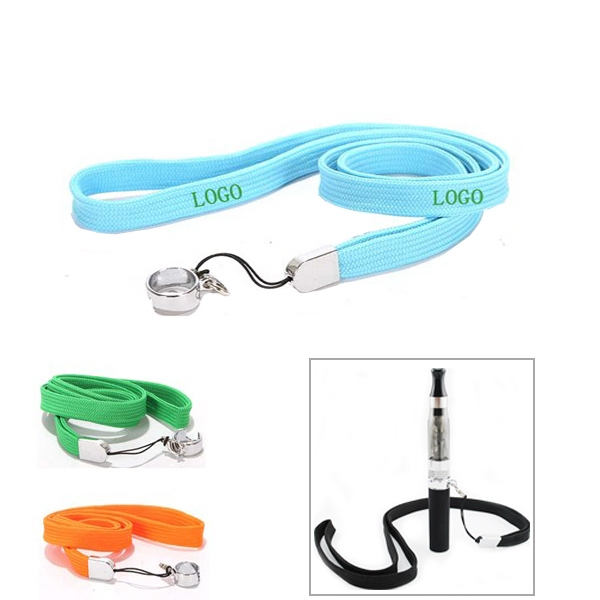 Electronic Cigarette Lanyards