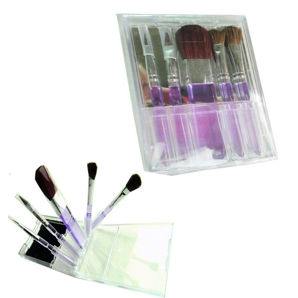 5-in-1 Cosmetic brush set