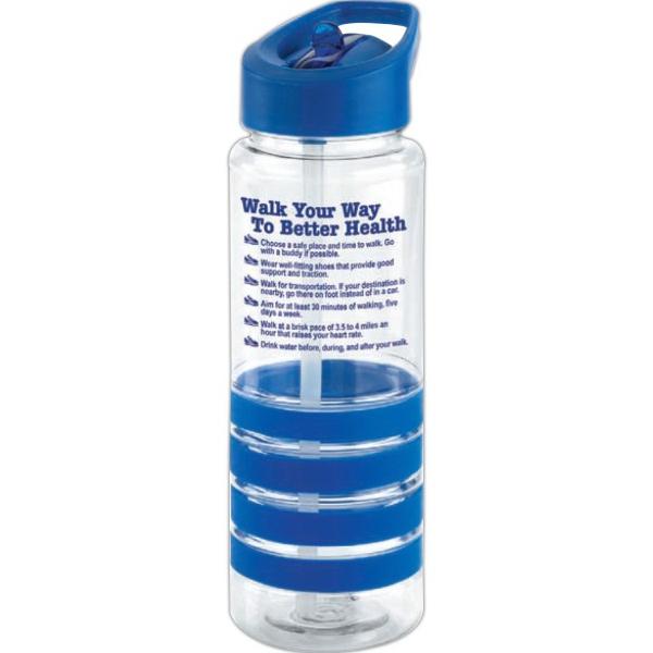 Tritan™ Color Gripper Water Bottle