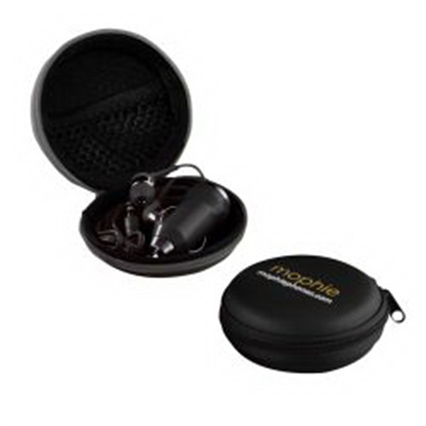 The Ear Bud Charger Kit - Black