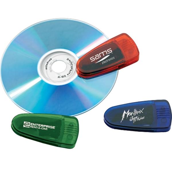 DVD, CD & Blu-Ray Cleaner - DVD, CD & Blue Ray Cleaner
