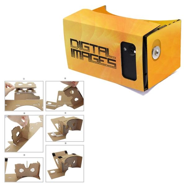 Custom Cardboard Virtual Reality v1