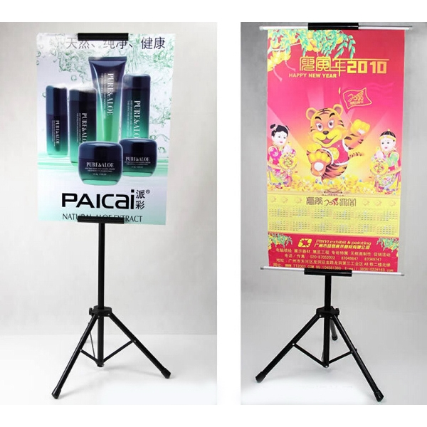 Tripod Banner Stand With Screen Printing