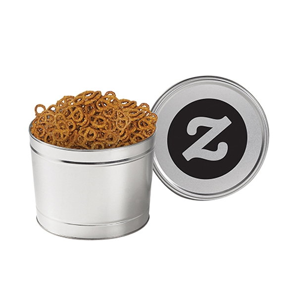 Pretzel Tin / 1.5 Gallon