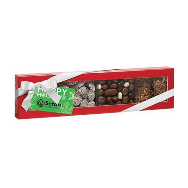 4 Way Elegant Chocolate Dream Gift Box (Large)