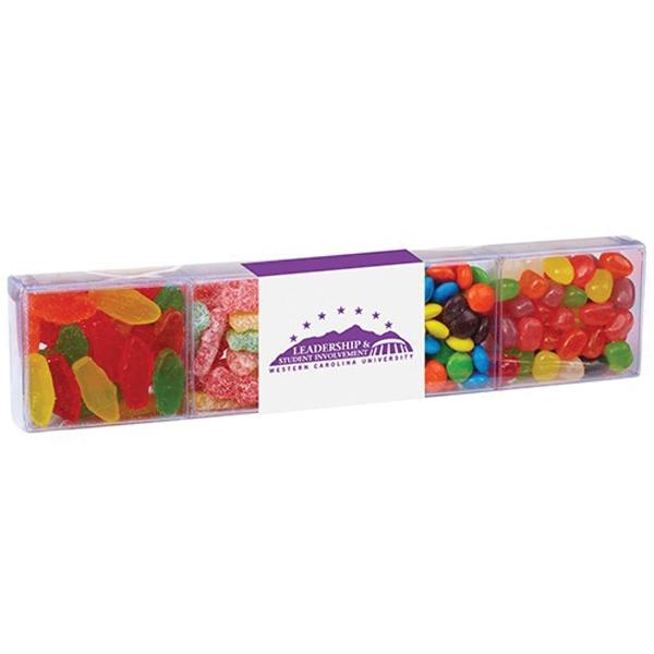 4 Way Selection - Small 4-way Candy Sampler Selection.