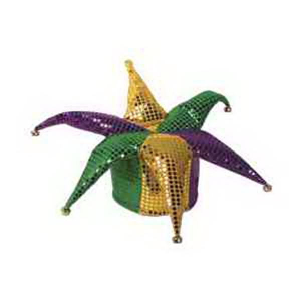 Glitz 'N Gleam Jester Hat