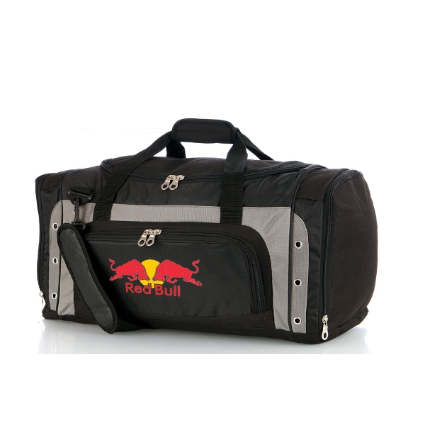 SHOE STORAGE DELUXE DUFFEL BAG