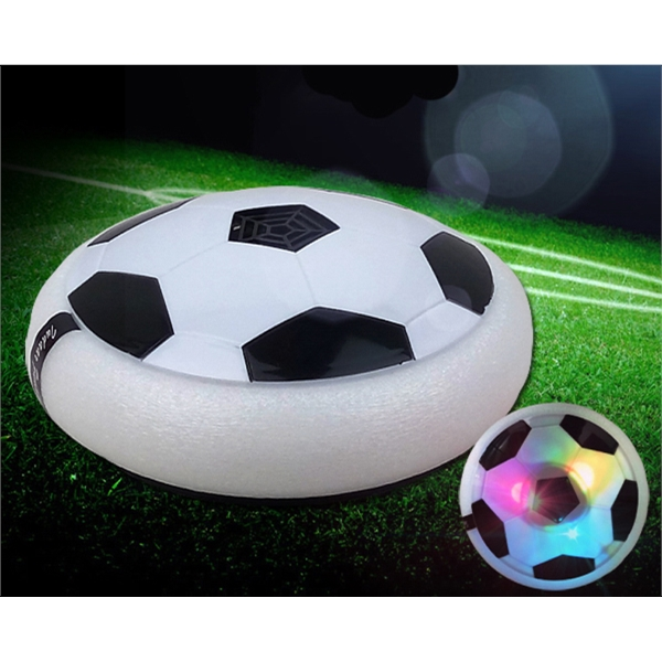 Electric Air Cushion Football With Light And Music Toys