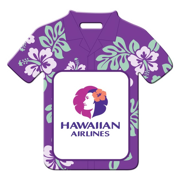 Hawaiian Shirt Full Color Magnet