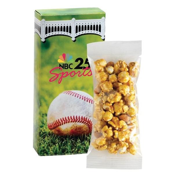 Caramel Corn with Peanuts Box