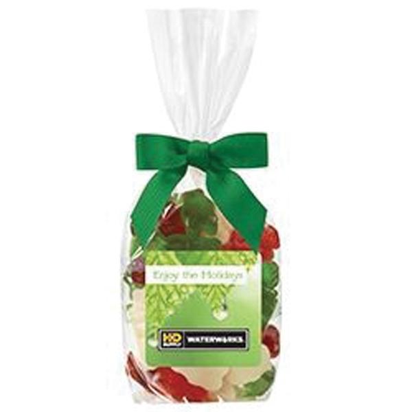 Elegant Mug Stuffer Bag / Gummy Bears 7 oz