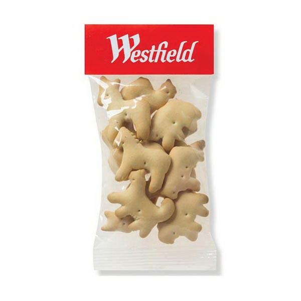 1 oz Animal Crackers / Header Bag