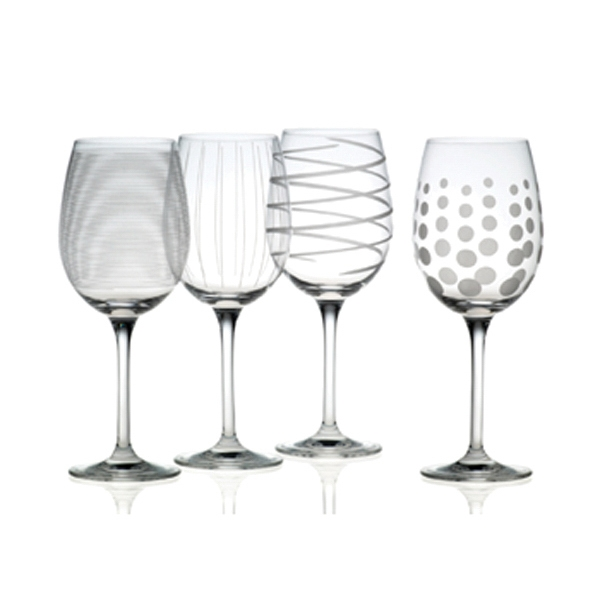Cheers White Wine 16 oz. - Set of 4