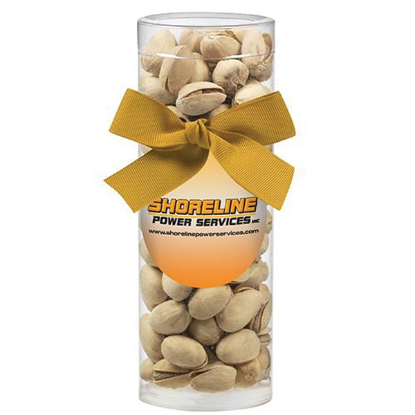 Small Gift Tube with Pistachios