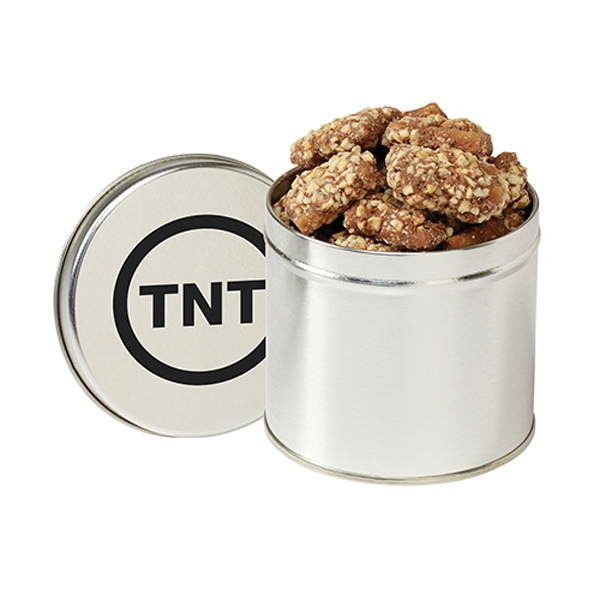 Round 1/2 Quart Tin / English Butter Toffee