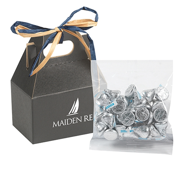 Mini Gable Box w/ Hershey's® Kisses®