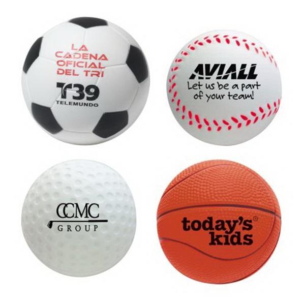 Sports Stress Ball
