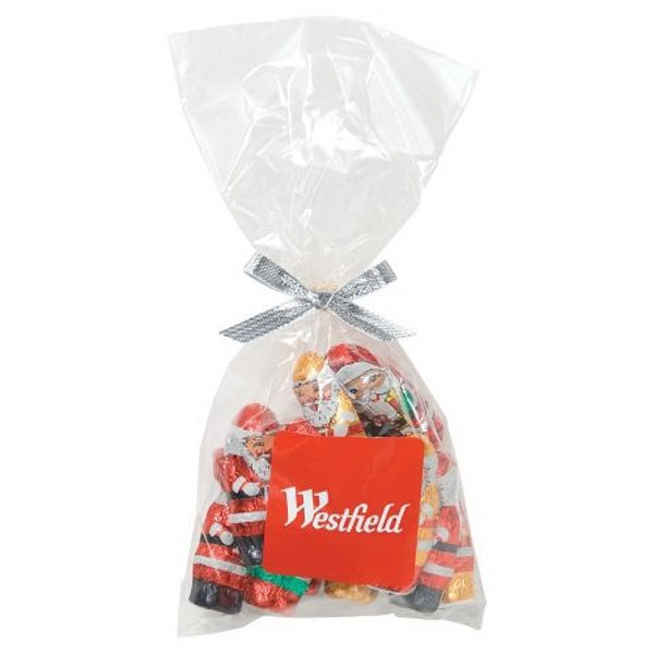 Classic Mug Stuffer - Chocolate Santas (4 oz)
