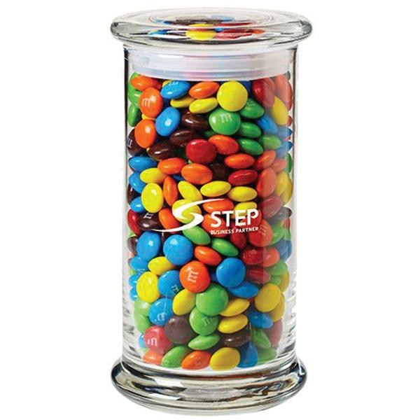 20.5 oz Glass Status Jar