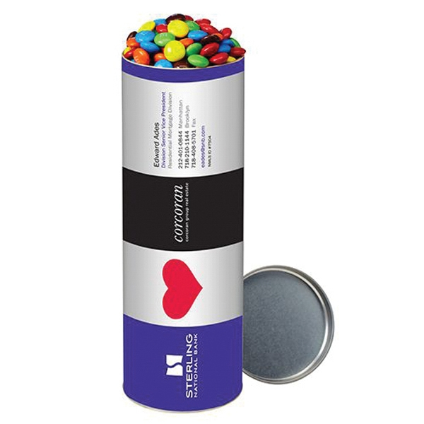 M&Ms® in Large Snack Tube