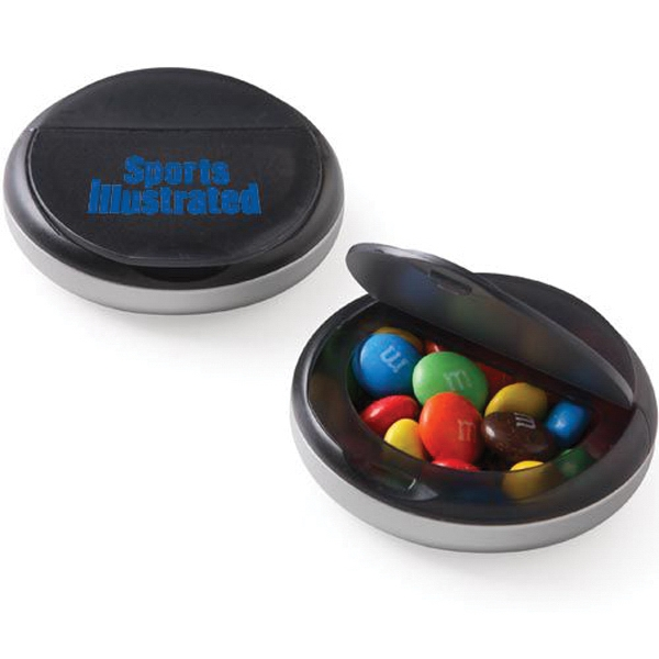 Snap Top Candy Case / Candy Coated Chocolate