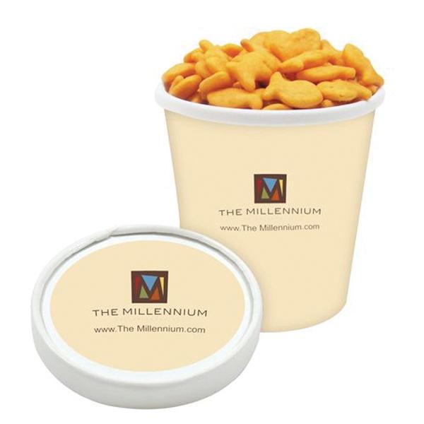 Pint Size Snack Tub / Goldfish® Crackers