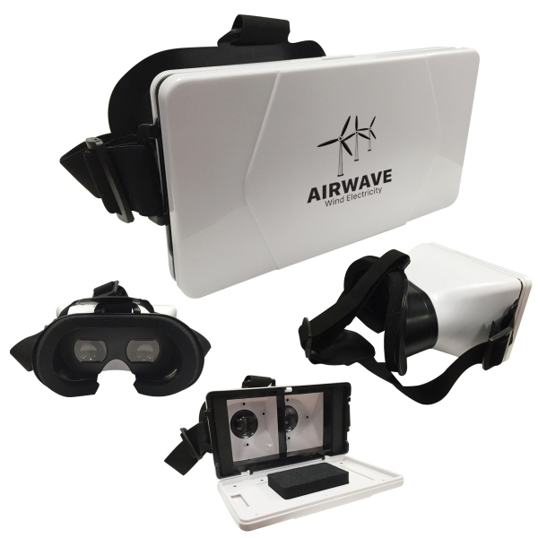 3D Virtual Reality Glasses
