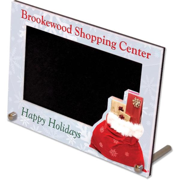 Acrylic Desk Picture Frames (20 Square Inches)